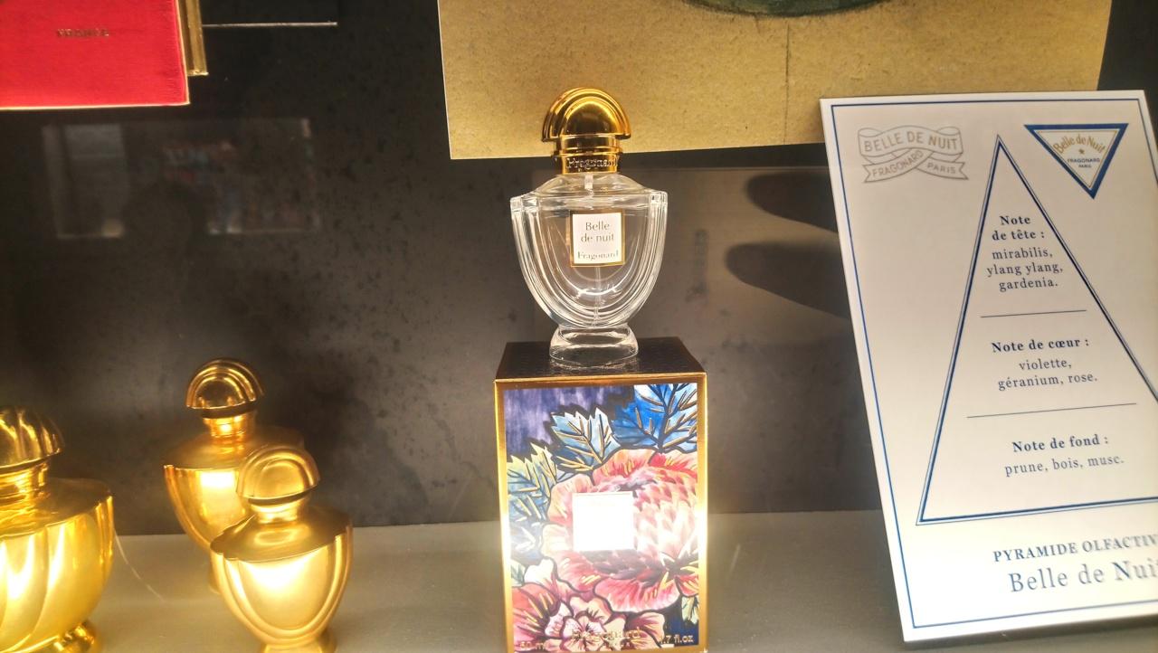 Sortie Au Musée Du Parfum Fragonard Espace 19
