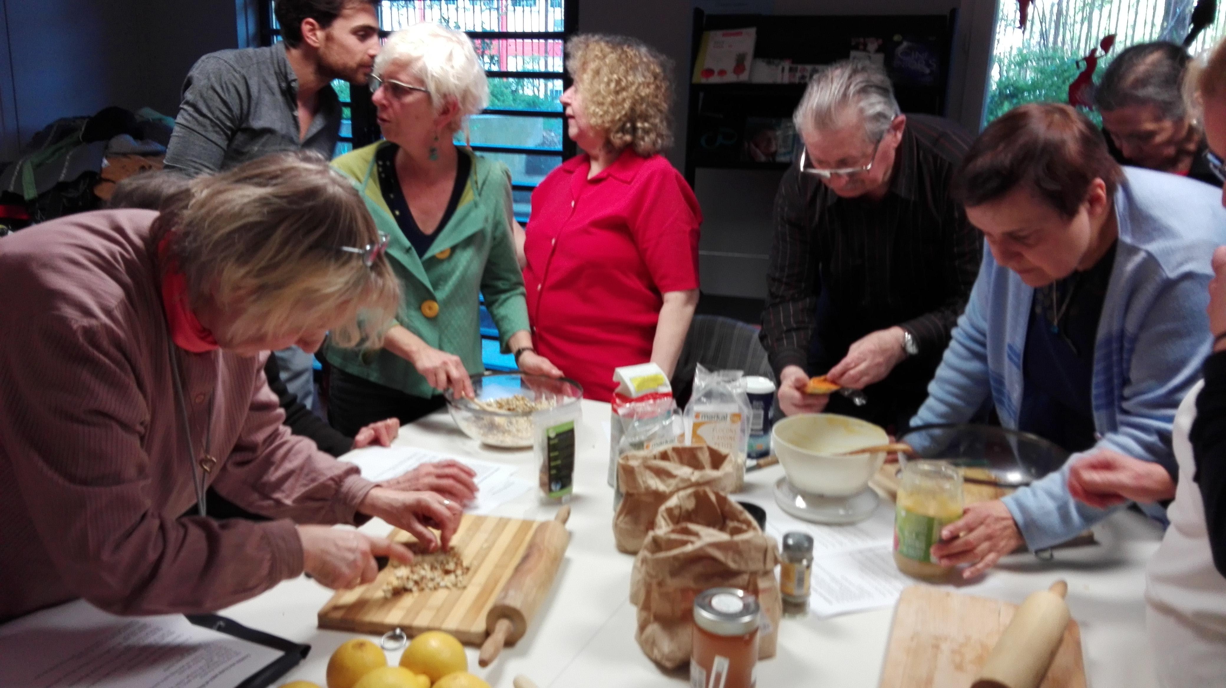 Atelier Seniors Cuisine Dietetique Espace 19